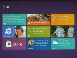 Представлена Windows 8